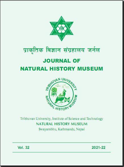Cover JNHM