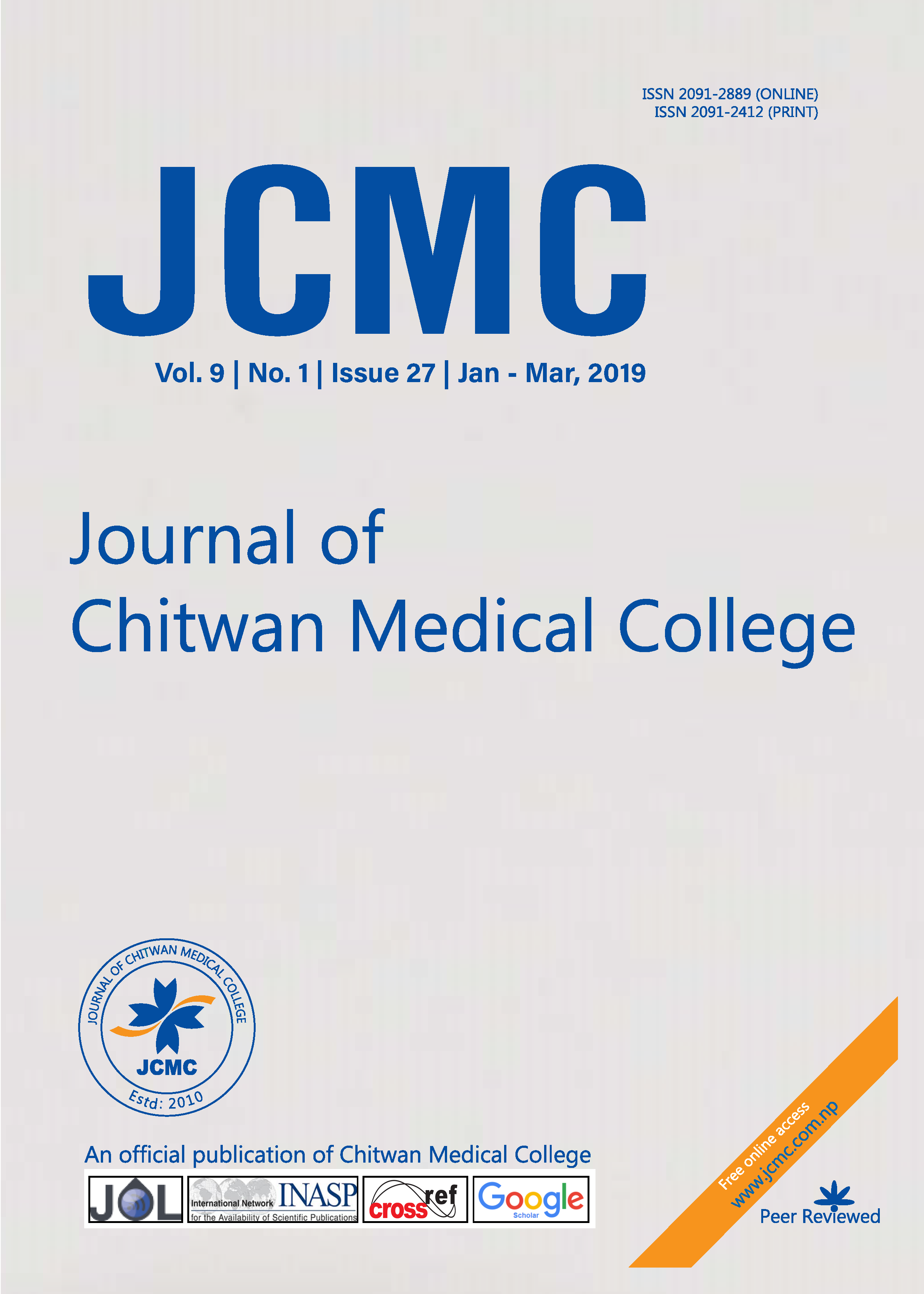 Cover JCMC