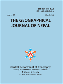 Geographical Journal of Nepal
