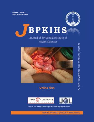 Cover of JBPKIHS