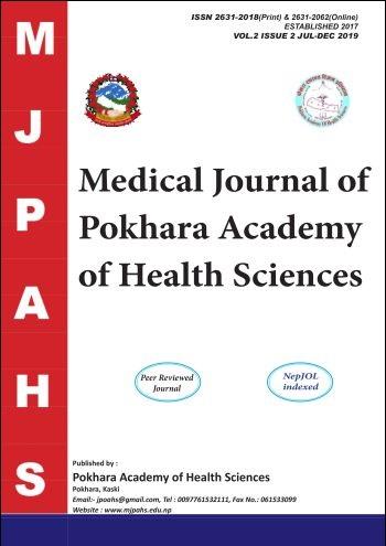 Cover MJPAHS