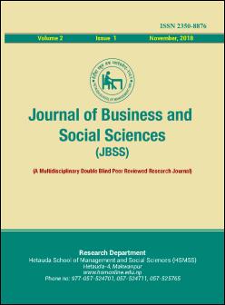 Cover JBSS