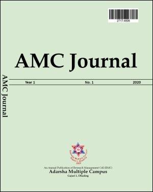 Cover AMCJ