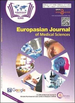 View Vol. 2 No. 2 (2020): EJMS   July-December Issue