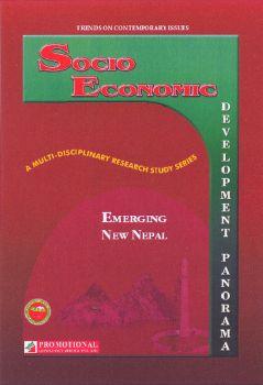 Cover of Socio Economic Development Panorama