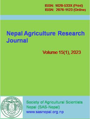 Cover of NARJ