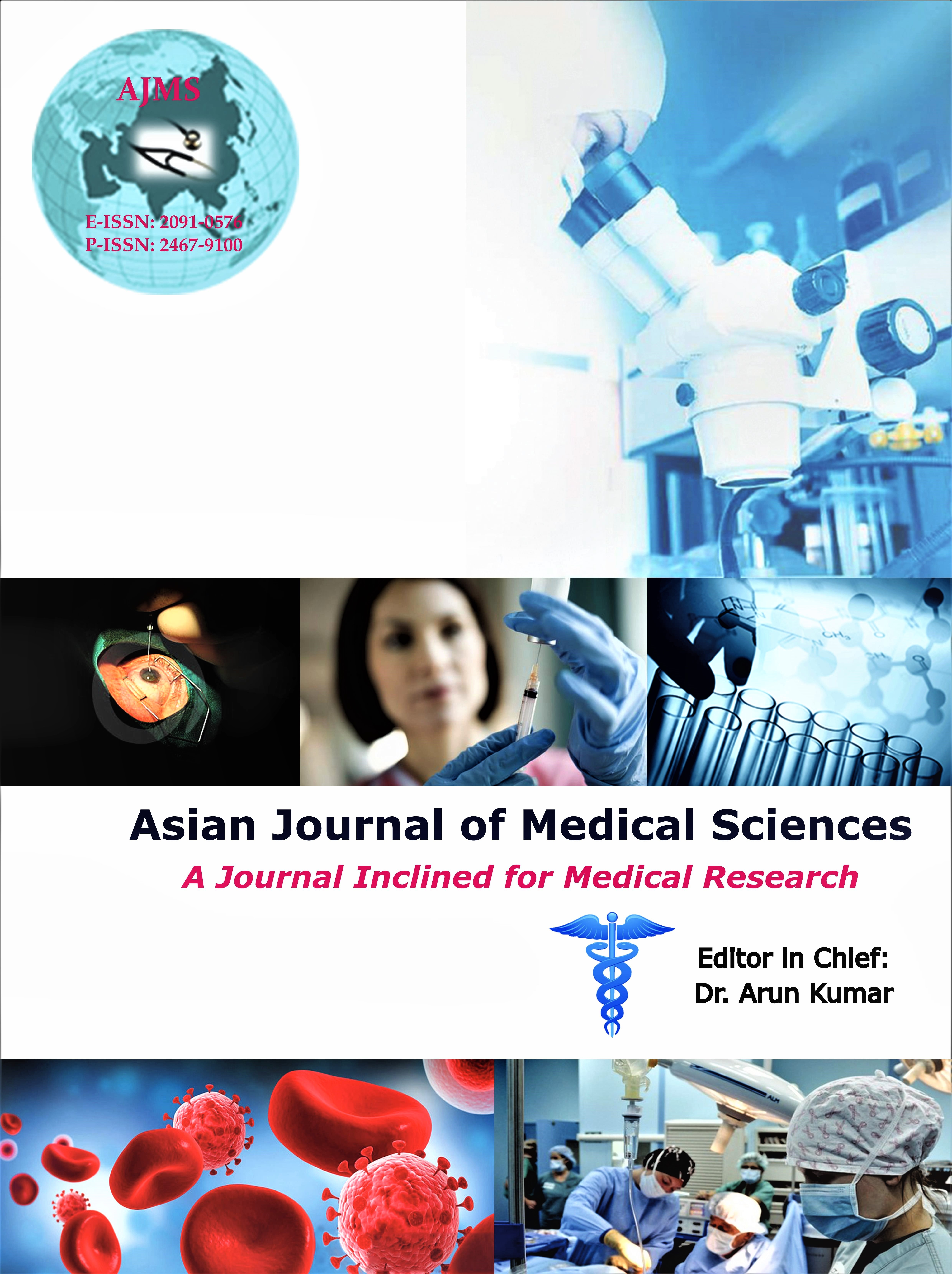 Current issue of AJMS
