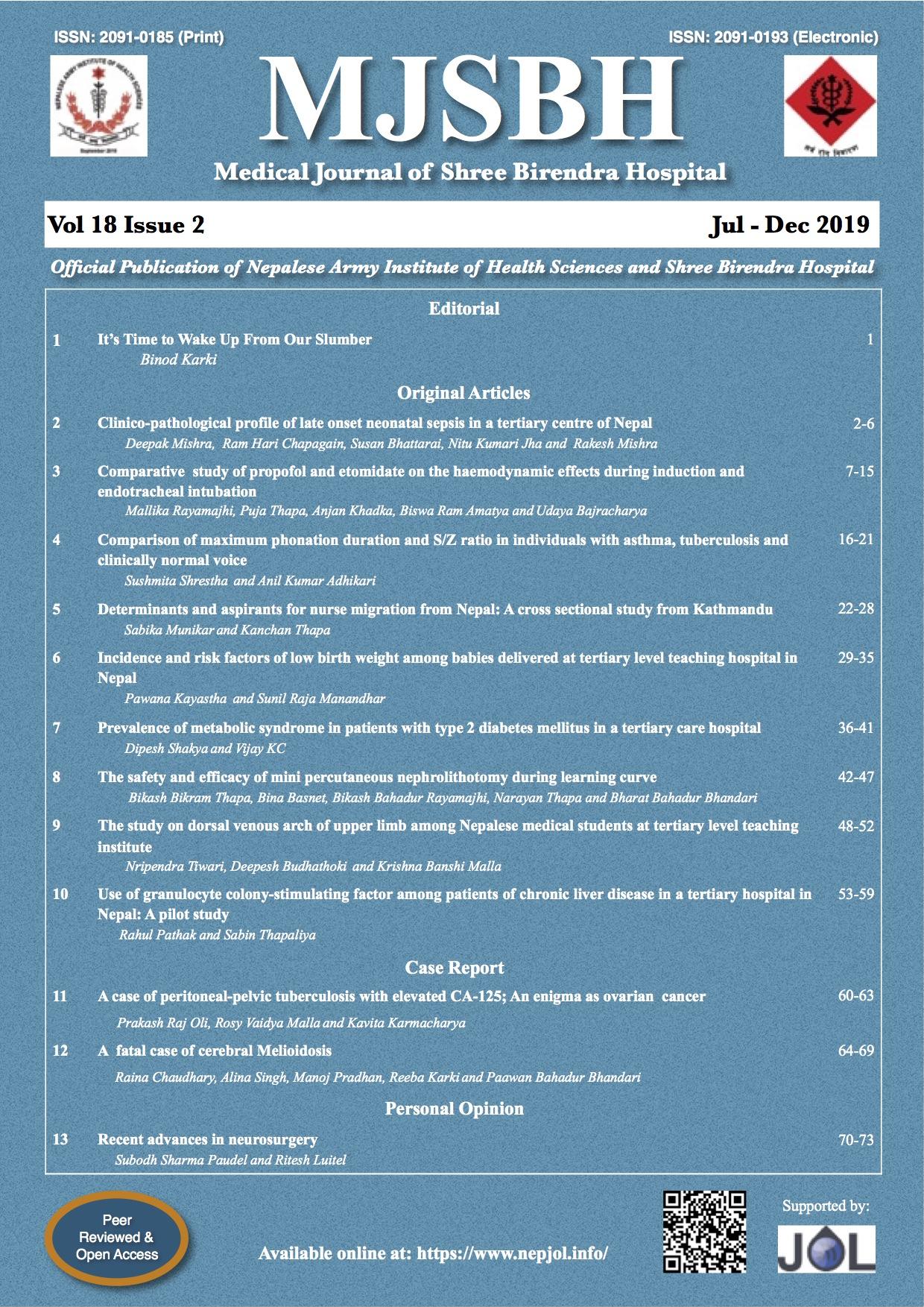Cover Vol.18(2)