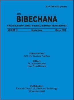 Cover BIBECHANA