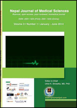 Nepal Journal of Medical Sciences